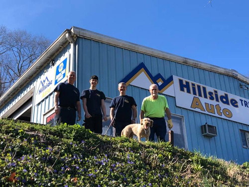 Hillside Auto - Auto Repair, Towing And Auto Sales In Beacon Falls, CT